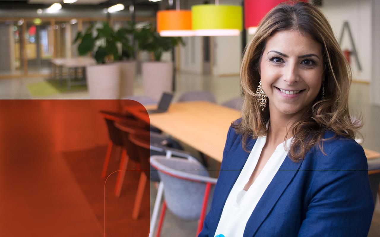 Fatima Bouchrit over parttime ondernemerschap Kansen benutten voor mensen met ondernemersplannen