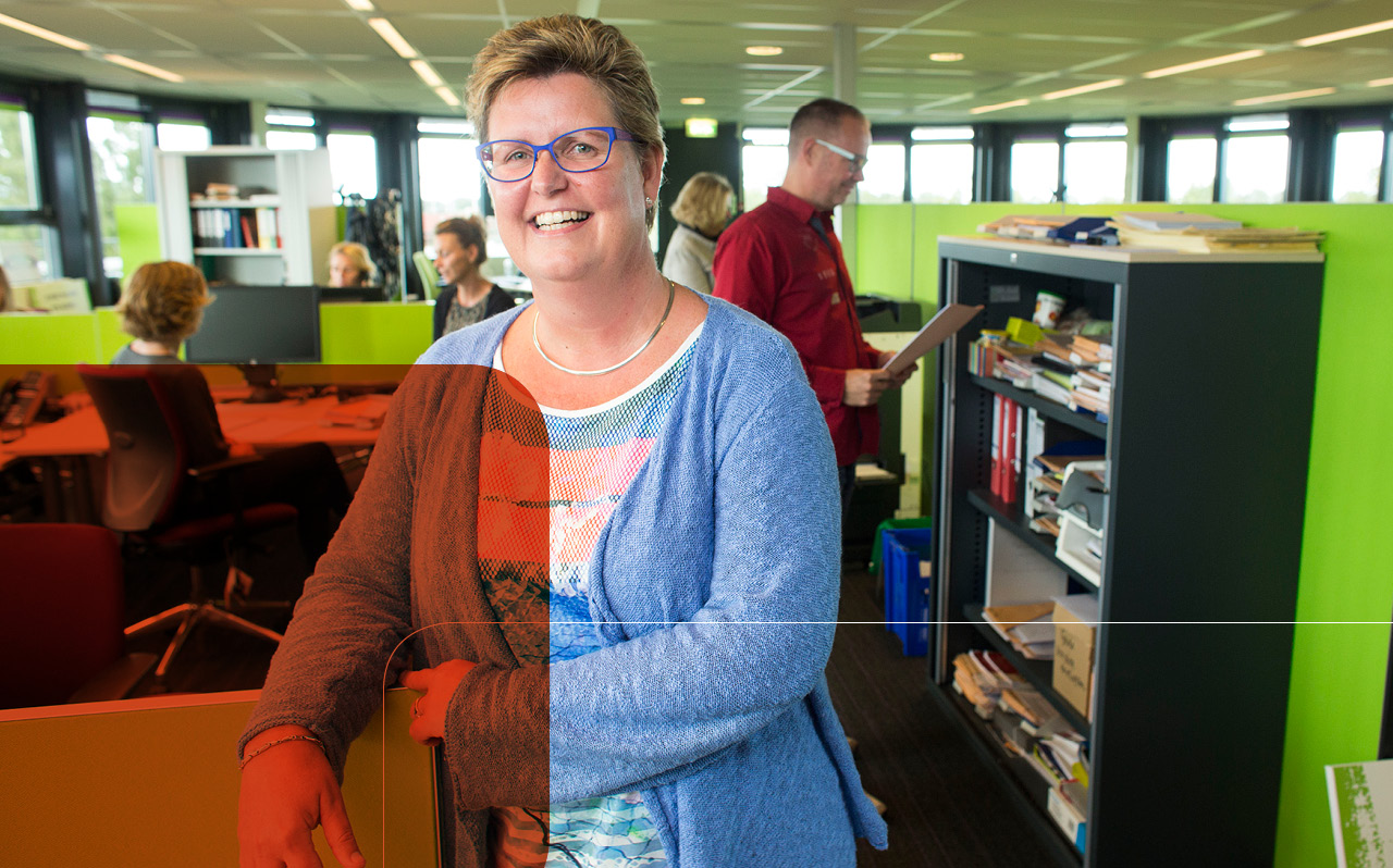 Jantine Waijenberg interim transitiemanager uitstroom Je hebt lef en vertrouwen nodig