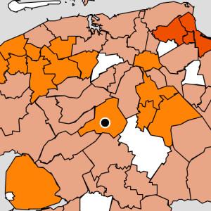 Ooststellingwerf, Weststellingwerf en Opsterland