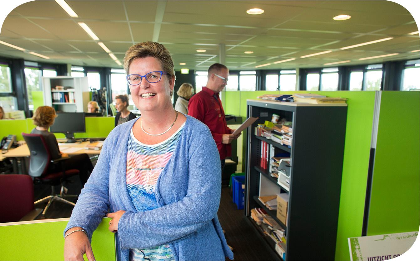 Jantine Waijenberg - nieuw systeem sociale dienst Schagen
